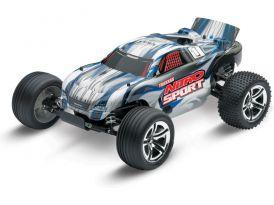 Traxxas Nitro Sport 1:10 RTR stříbrný