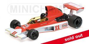 1:18 MCLAREN FORD M23 - JAMES HUNT - SOUTH AFRICAN GP 1976