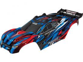 Traxxas karosérie modrá: Rustler 4x4 VXL