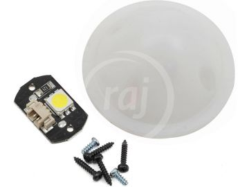 Yuneec Q500: LED přední spodní bílá, krytka