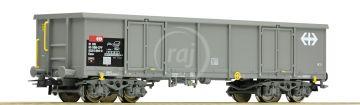 Off.Güterwagen 4a. grau