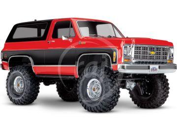 Traxxas TRX-4 Chevrolet K5 Blazer 1:10 RTR červený