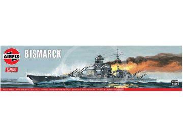 Airfix Bismarck (1:600) (Vintage)