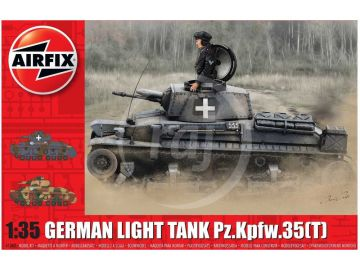 Airfix German Light Tank Pz.Kpfw.35(t) (1:35)