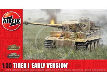 Airfix Tiger-1, Early Version (1:35)