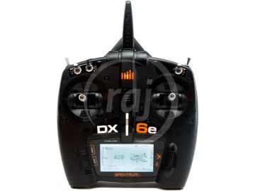 Spektrum DX6e DSMX pouze vysílač