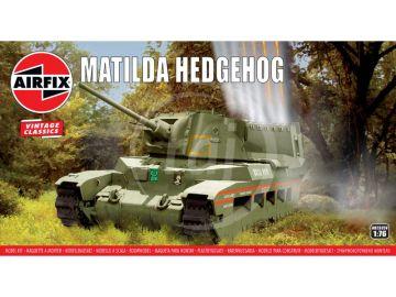 Airfix Matilda Hedgehog (1:76) (Vintage)