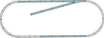 42010 - ROCO LINE track set B