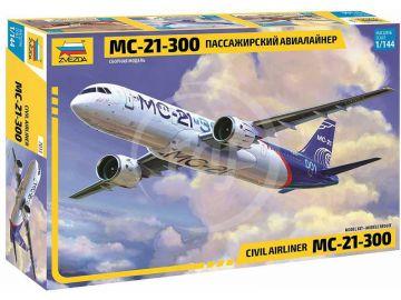 Zvezda Irkut MC-21-300 (1:144)