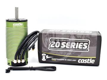 Castle motor 2028 800ot/V senzored