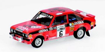 1:43 FORD ESCORT II RS 1800 WINNER RAC RALLY 1976
