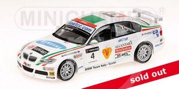 1:43 BMW 320 SI TEM ITALY-SPAIN A.ZANARDI 3rd R