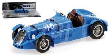 1:43 DELAGE D6 GP 1946
