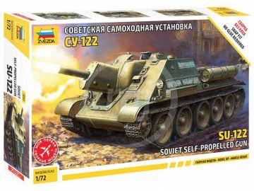 Zvezda SU-122 (1:72)