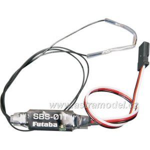 Futaba telemetrie - senzor teploty SBS-01T