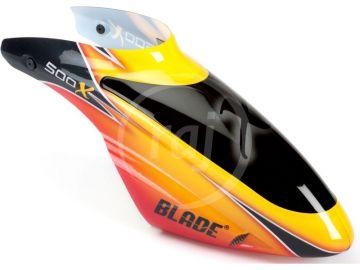Blade 500 X: Kabina Fireball